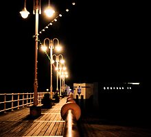 The Pier by Nicholas Averre