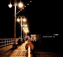 The Pier by Nicholas Averre