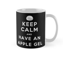 Keep Calm and Have an Apple Gel Mug