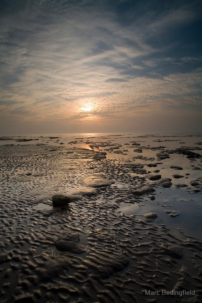 Naze sunrise 2 by Marc Bedingfield