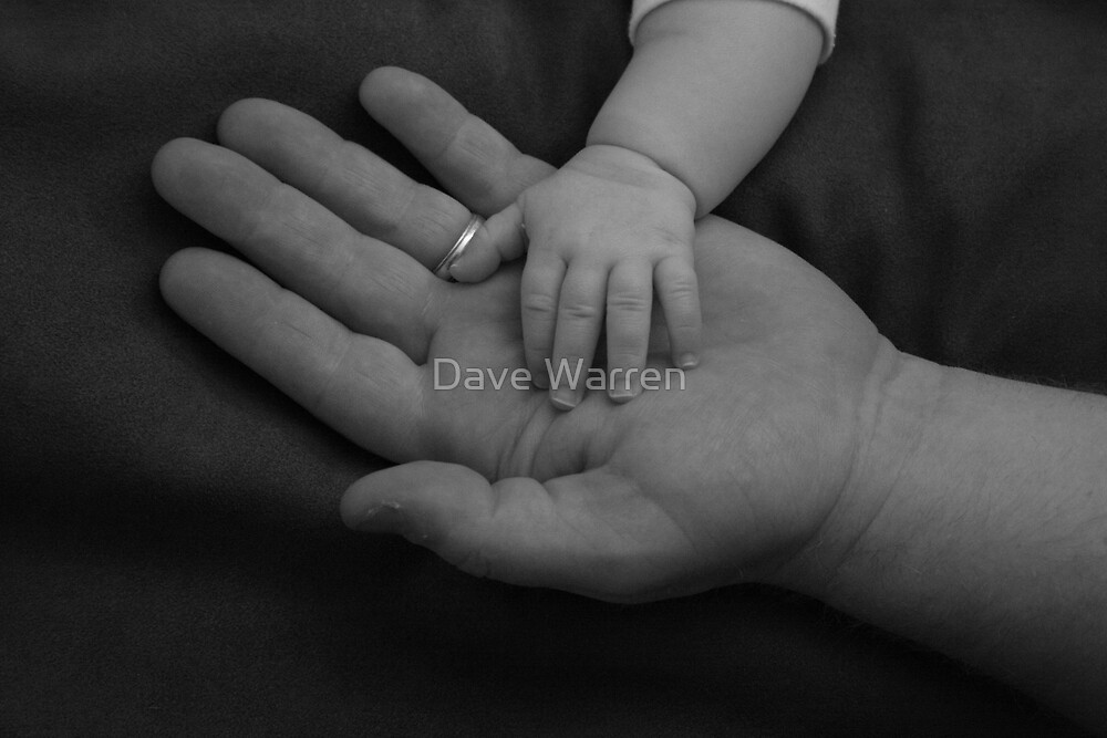 A Childs Touch by Dave Warren