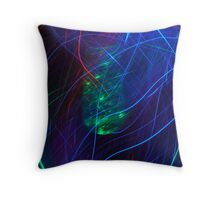 Trails Throw Pillow