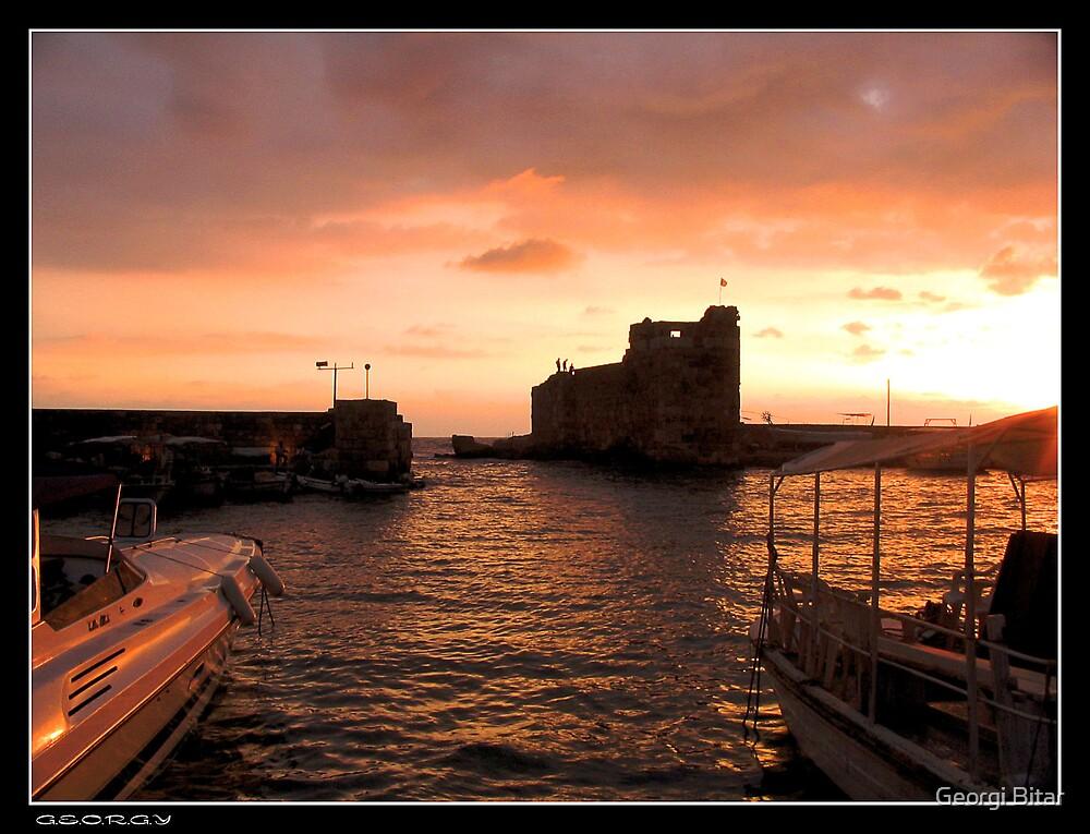 Byblos by Georgi Bitar