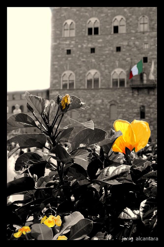 ITALIA by jerry  alcantara