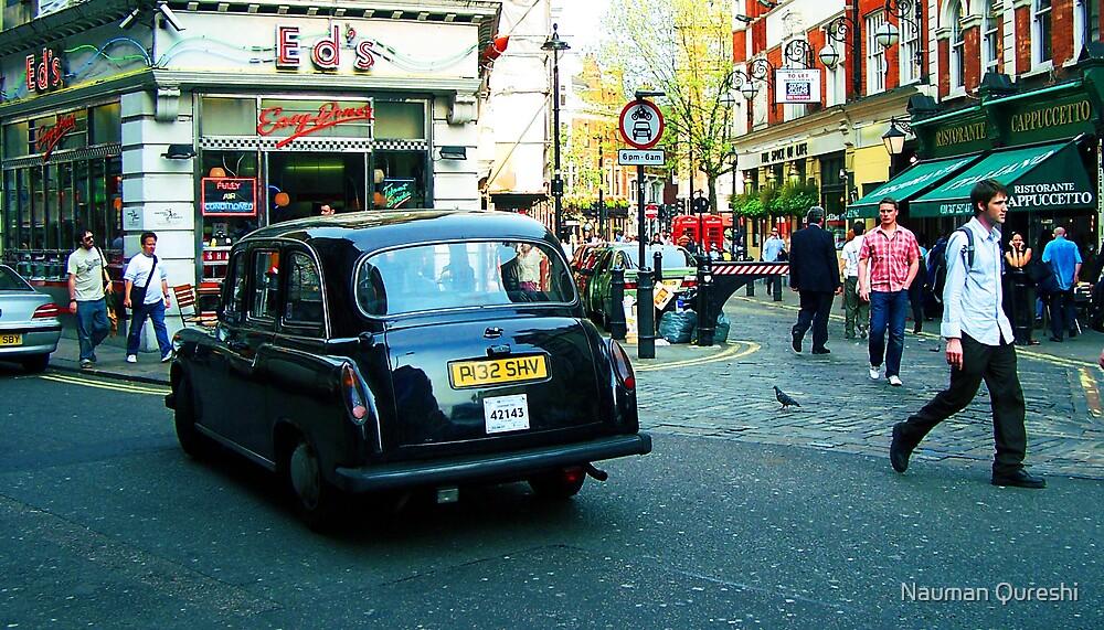 London by Nauman Qureshi
