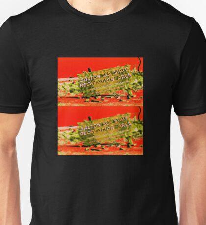 Salton Sea Recreational Trip Unisex T-Shirt
