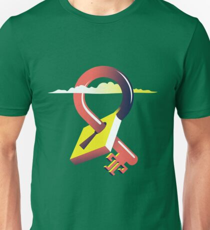 Temples - Volcano Logo Unisex T-Shirt