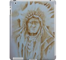 Coffee Chief iPad Case/Skin