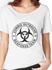 Zombie Response Team Women's Relaxed Fit T-Shirt