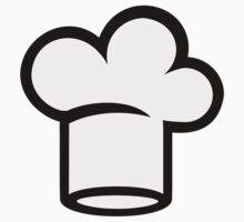 Chef cooking hat Kids Tee