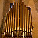 Garrison's Church Organ by GailD