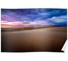 Dunes Poster