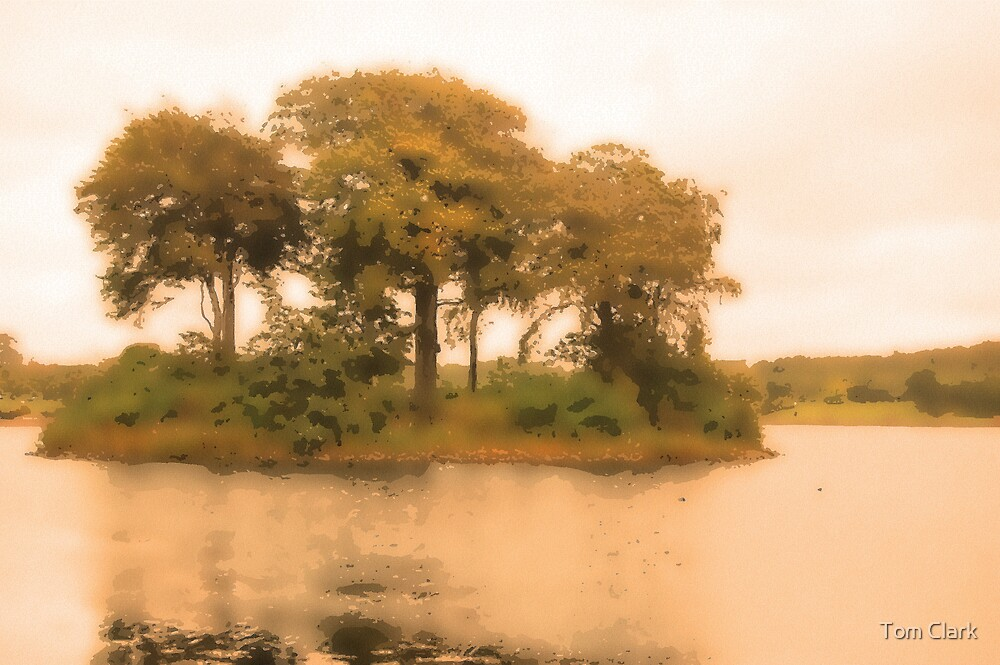 The Loch by Tom Clark