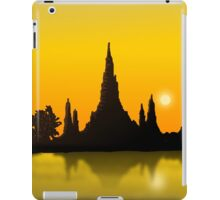 Wat Arun - Temple of Dawn iPad Case/Skin