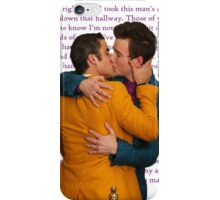 Klaine Proposal Speech iPhone Case/Skin