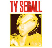 Ty Segall - Twins Photographic Print