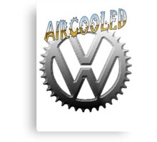 VW GEAR Aircooled 0002 Metal Print