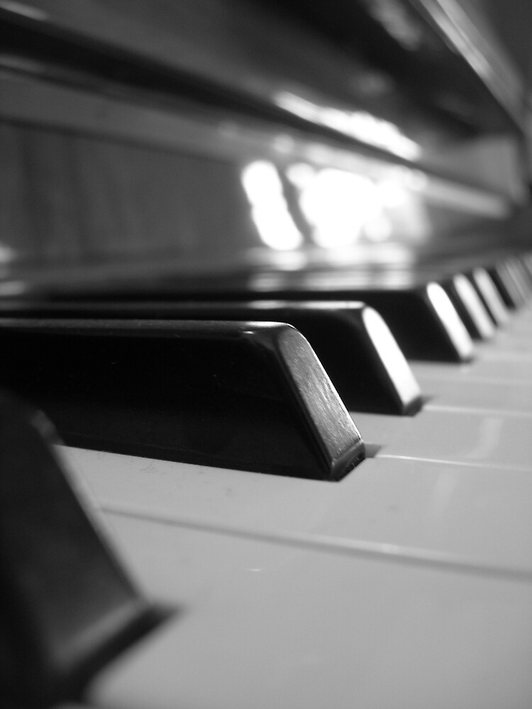 Piano by RosePhotography