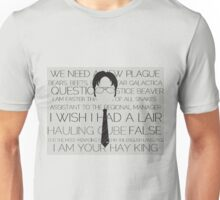 Dwight Schrute quotes Unisex T-Shirt