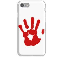 COD Bloody Hand iPhone Case/Skin