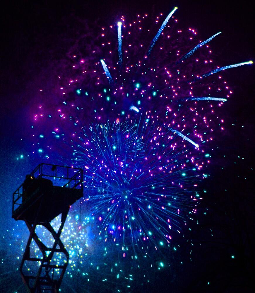 Fireworks by Hayley Evans