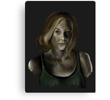 Beth - The Walking Dead Canvas Print