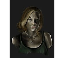 Beth - The Walking Dead Photographic Print