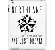 Northlane Logo Lyrics Merch iPad Case/Skin