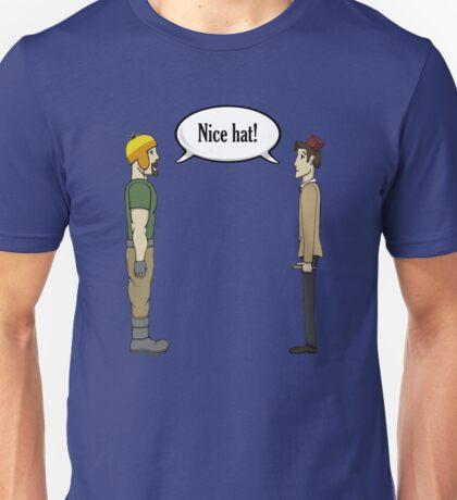 Nice Hat Unisex T-Shirt