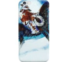 Blizzard Moon, the Last Stray iPhone Case/Skin