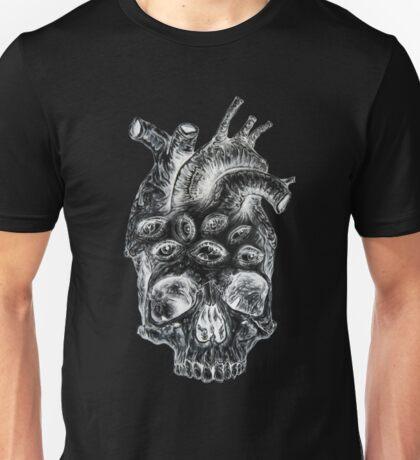 Thanatos ver.white Unisex T-Shirt