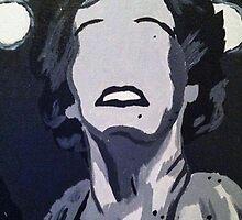 Norma Desmond II by Snockard