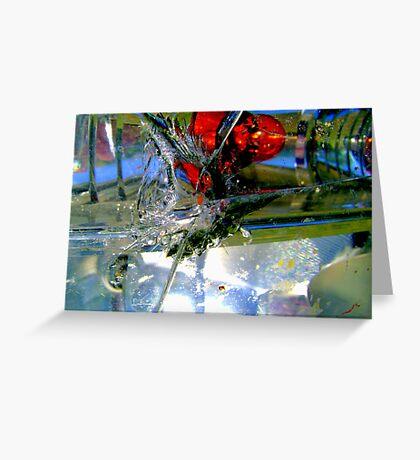 Smashed Greeting Card