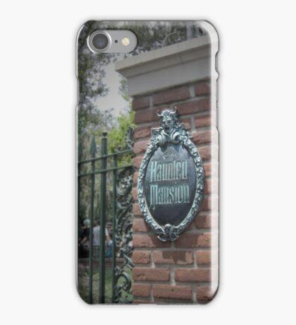 Welcome, Foolish Mortals iPhone Case/Skin