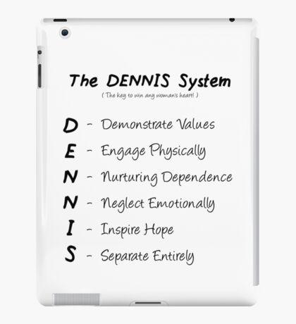 The-Dennis-System iPad Case/Skin