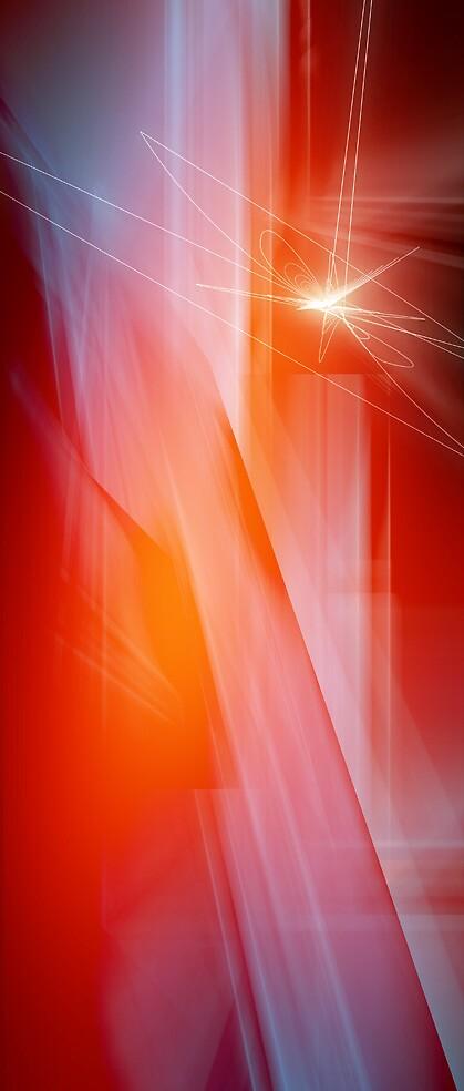 COSMIC SCAPE by MARKYFRAZ