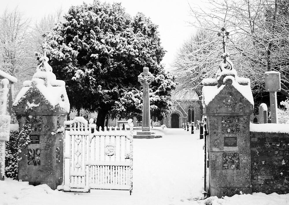 Village Church by Hayley Evans