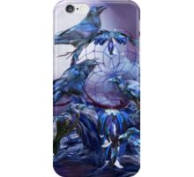 Raven Dreams iPhone Case/Skin