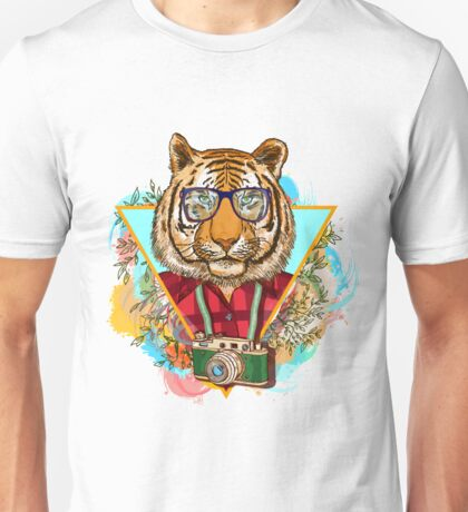 Fashion tiger Unisex T-Shirt