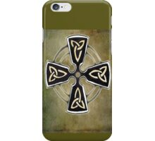Celtic Cross Celtic Symbol iPhone Case/Skin