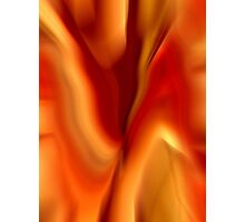 Burning Passion Photographic Print