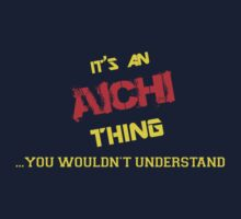 It's an AICHI thing, you wouldn't understand !! by itsmine