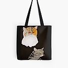 Gizma and Cooper Tote by Shulie1