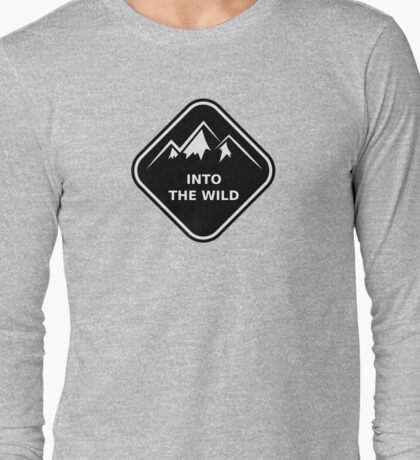 Into the Wild Long Sleeve T-Shirt