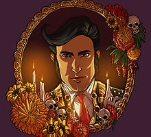 Manolo Portrait - Living by luckysquid