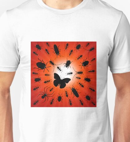 night insects Unisex T-Shirt