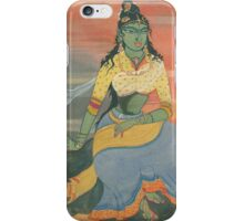 The Goddess of Knowledge  iPhone Case/Skin