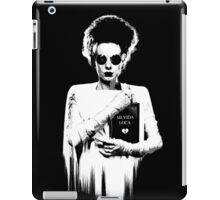 the modern bride iPad Case/Skin