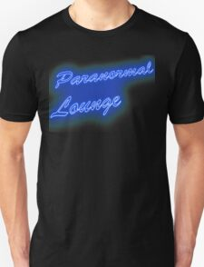 The PARANORMAL LOUNGE  Unisex T-Shirt
