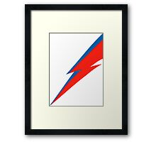 Bolt Framed Print